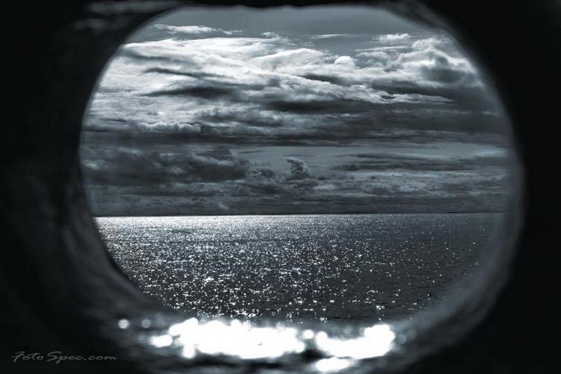 Фотография Морской вид с корабля - автор Андрей Пономарев.